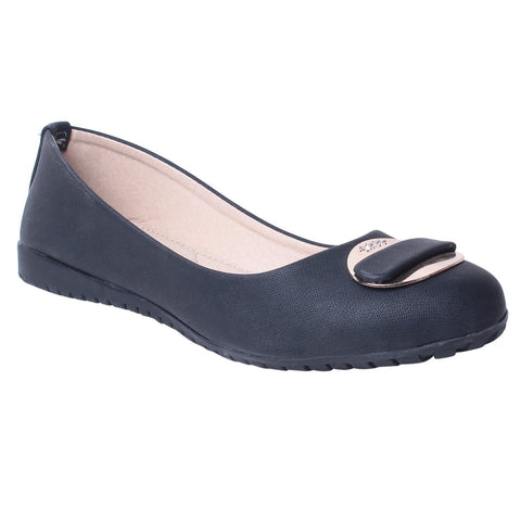 MSC Women Synthetic Black Bellie
