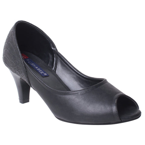 MSC Women Synthetic Silver Heel