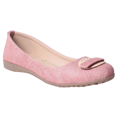 MSC Women Synthetic Pink Bellie