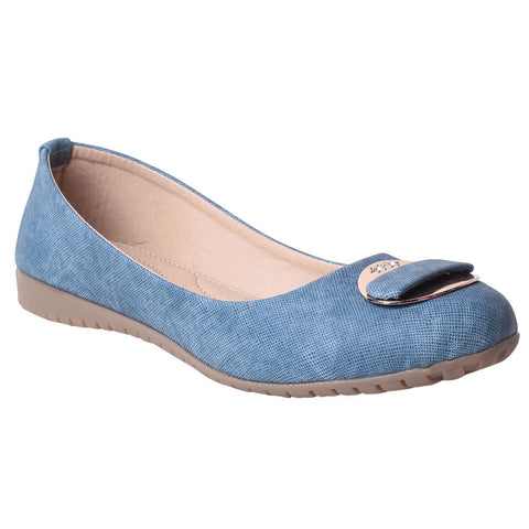 MSC Women Synthetic Blue Bellie