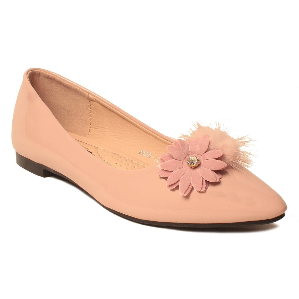 MSC Women Synthetic  Peach Footwear