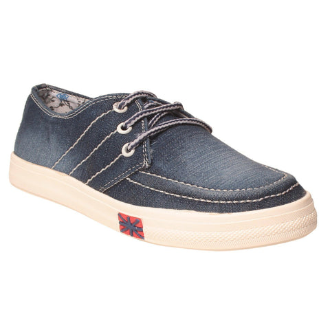 MSC Women Denim Blue Shoe