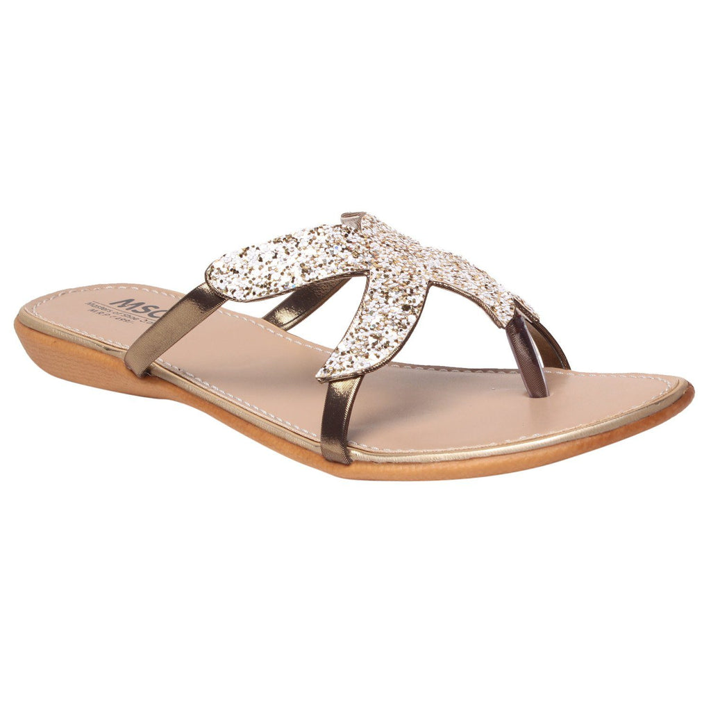 MSC Women Synthetic Copper Flat