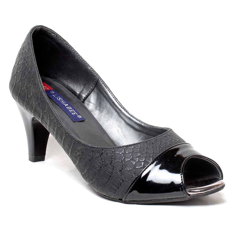 MSC Women Synthetic Blue Heel