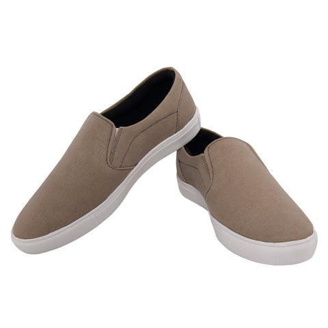 Fully Covered Khaki Belly Shoe