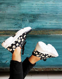 Daisy Blush Sneakers