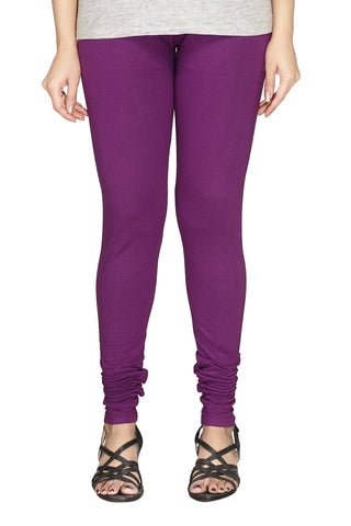 Purple Premium Leggings
