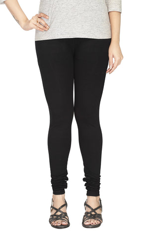 Premium Black Women's Leggings