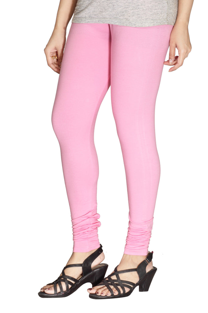 Churidar Light Pink Leggings