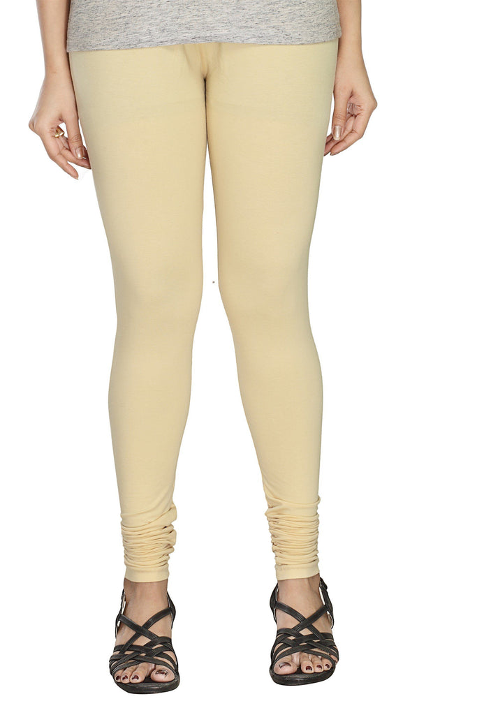 Creamy Beige leggings