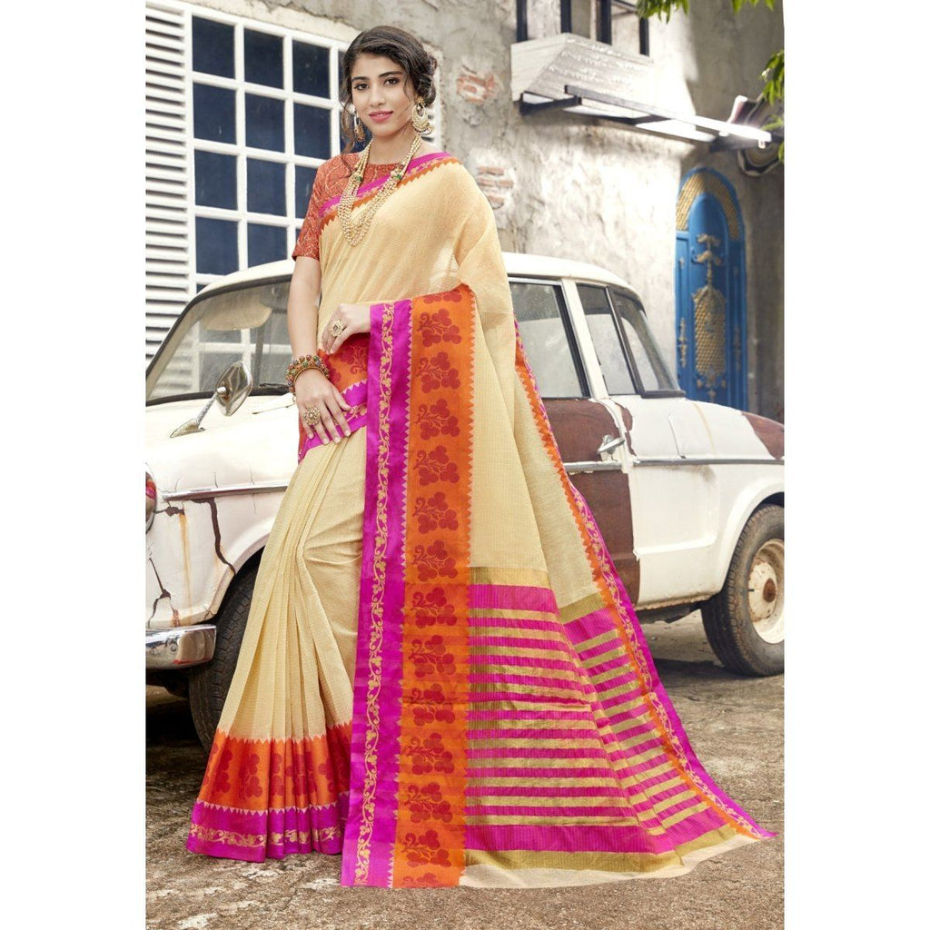 Festival Wear Woven Traditional Sarees