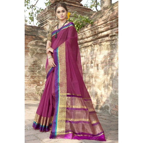 Officewear Woven Traditional Sarees