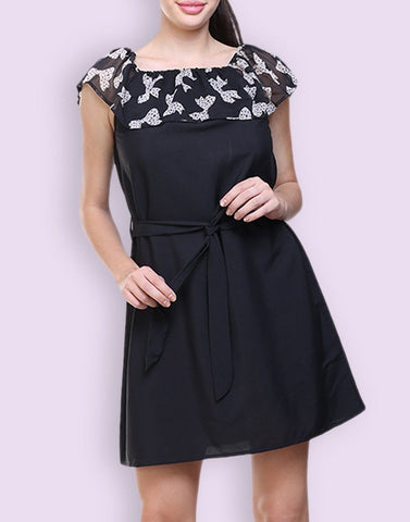 Women Designer Flare Dress