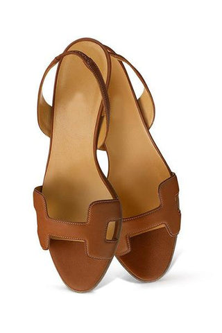 Equip Your Feet Brown Flats