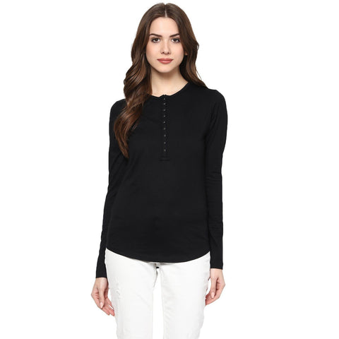 Henley Plain T-shirt