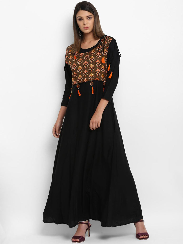 Anarkali Ethnic Long kurtas