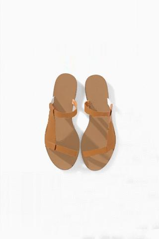 Basic Brown Flat