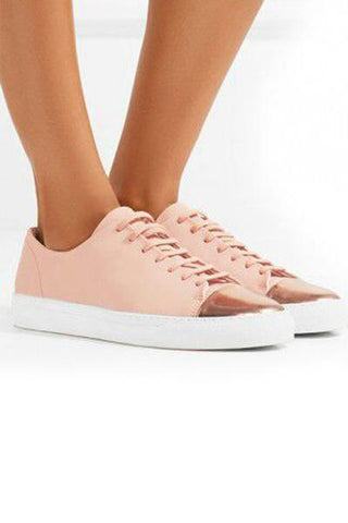 Glossy Touch Sneaker