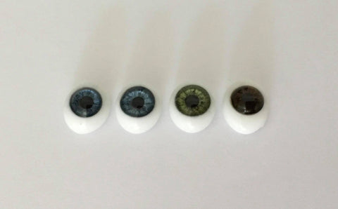 Glass Eyes 12mm