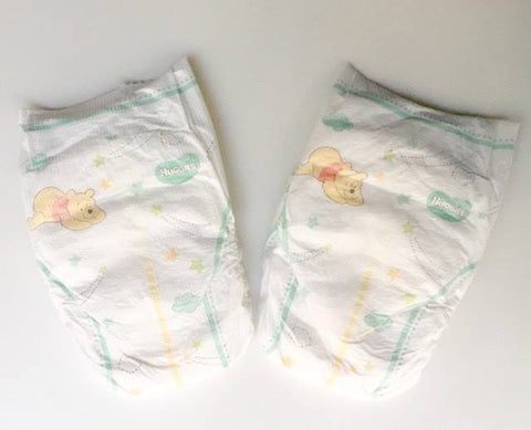 Newborn ~ Huggies ~ Nappies
