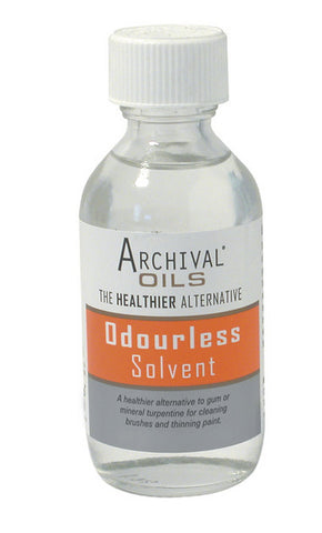 Archival Odourless Thinners
