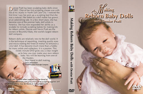 Making Reborn Baby Dolls with Denise Pratt