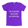 Zalord Earn My Body - American Apparel Mens