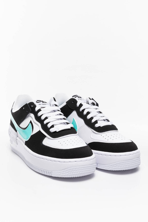 #00005  Nike Sneakers WMNS Air Force 1 Shadow CZ7929-100 WHITE/BLACK