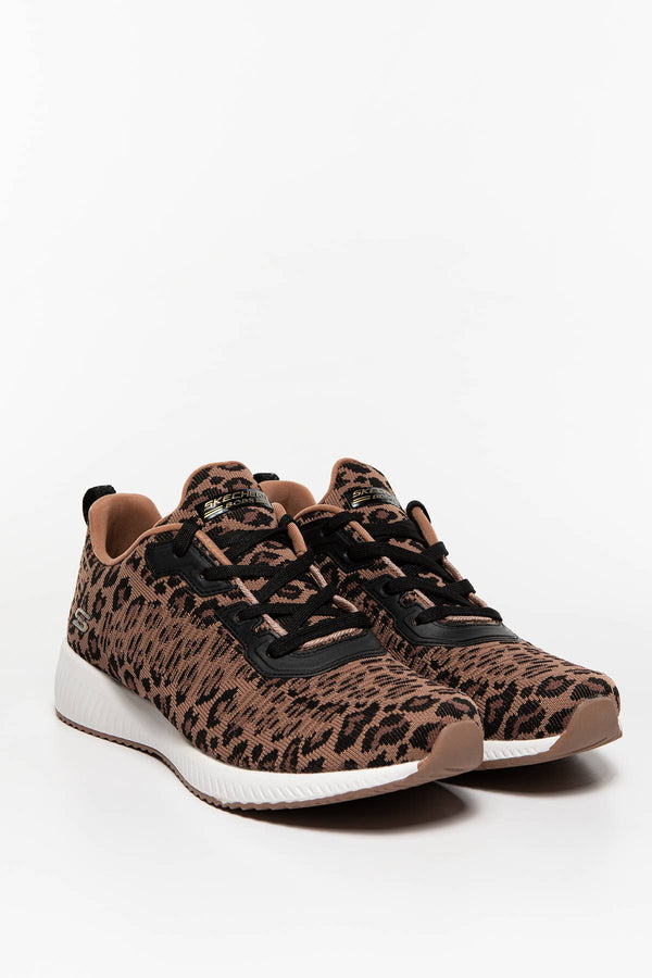 #00007  Skechers Sneakers MIGHTY CAT 029 LEOPARD