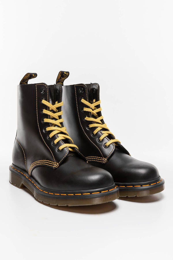 #00005  Dr.Martens High-Top Schuhe 1460 PASCAL DARK GREY