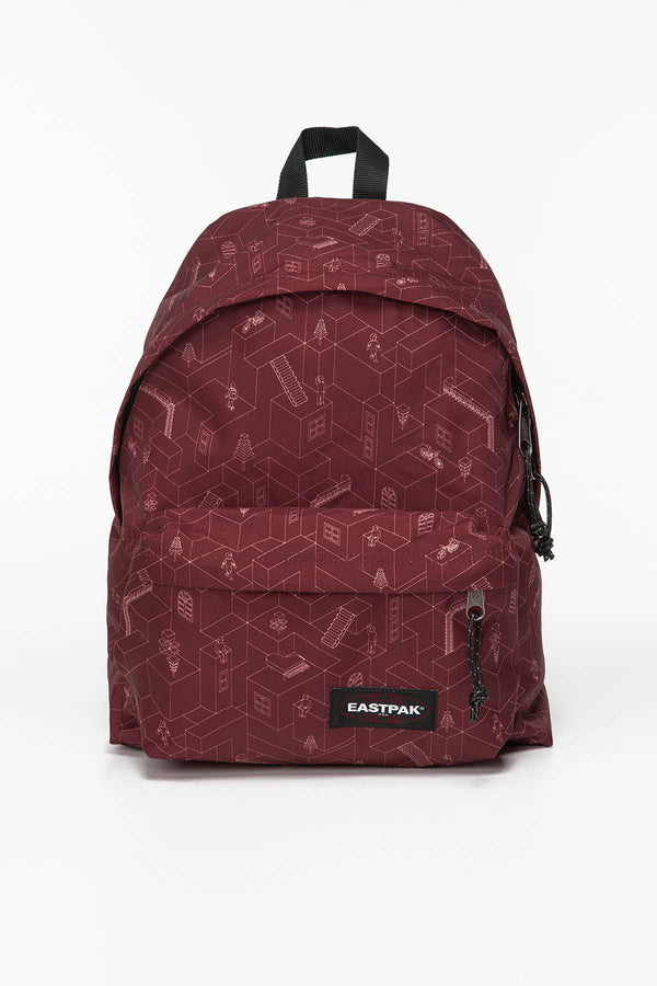 #00001  Eastpak Rücksack PADDED PAK'R 521 BLOCKS BRISK