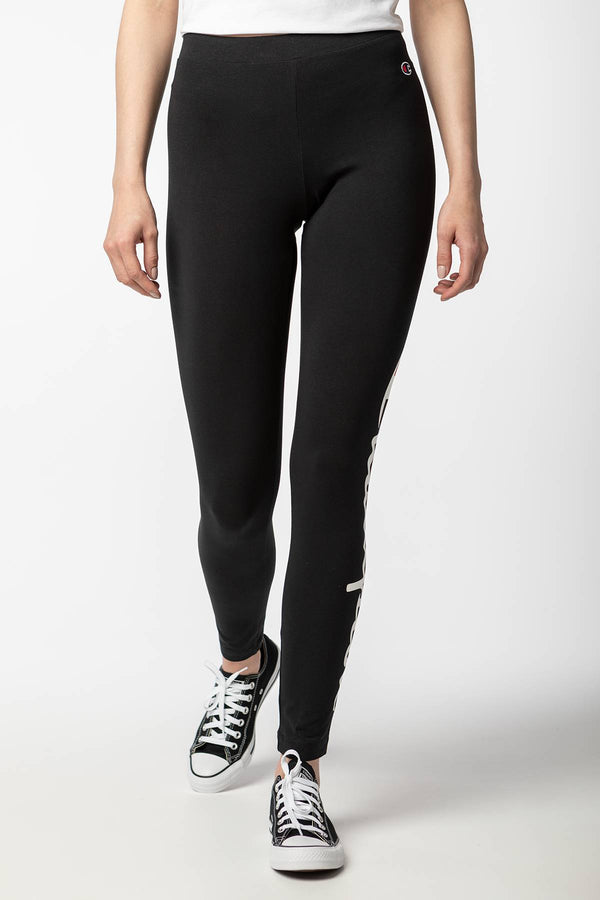 #00001  Champion Leggins 112857-KK001 BLACK