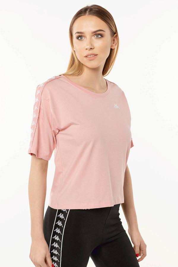 #00003  Kappa T-Shirt GLANDA 1909 CORAL BLUSH