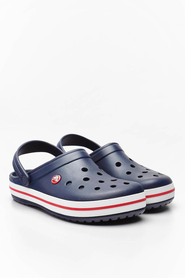 #00001  Crocs Clogs Crocband Navy