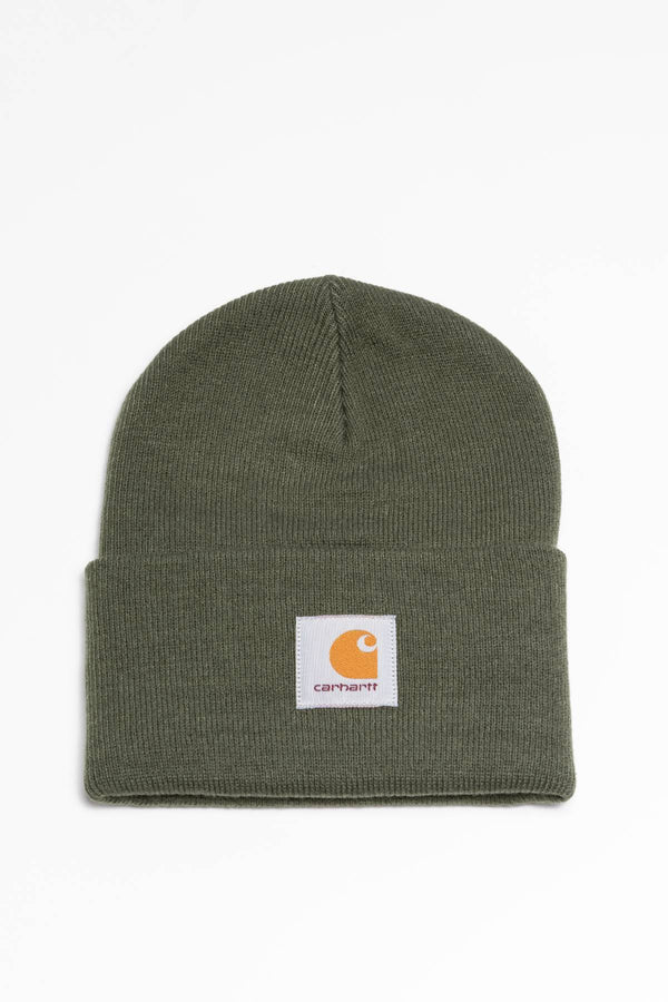 #00090  Carhartt WIP Mütze Acrylic Watch Hat 300 CYPRESS