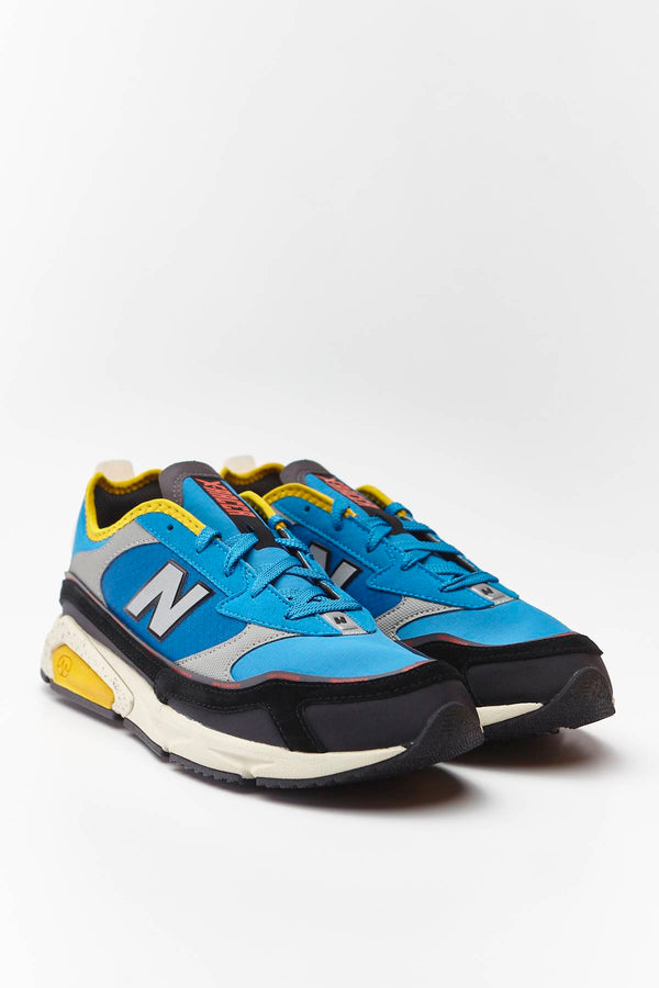 #00020  New Balance Sneakers MSXRCHSD NEO CLASSIC BLUE WITH BLACK/VARSITY GOLD