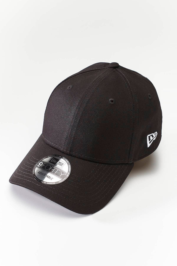 #00055  New Era FLAG 866 BLACK/OPTIC WHITE