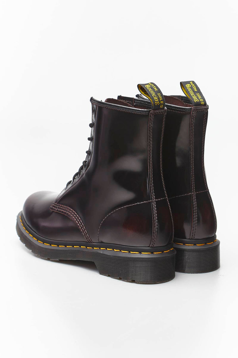 #00067  Dr.Martens High-Top Schuhe 1460 ARCADIA CHERRY RED