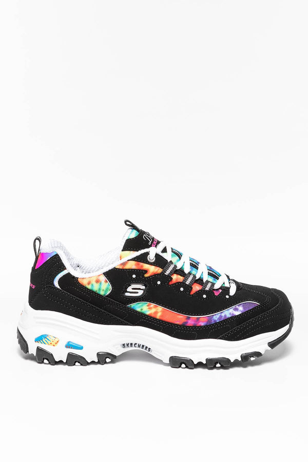 #00001  Skechers Sneakers SUMMER FIESTA 015 BLACK