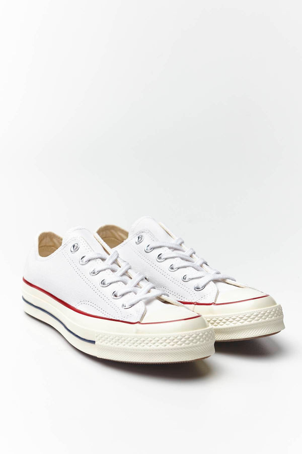 #00006  Converse Turnschuhe CHUCK TAYLOR ALL STAR 70 C162065 WHITE/RED/BLACK/WHITE