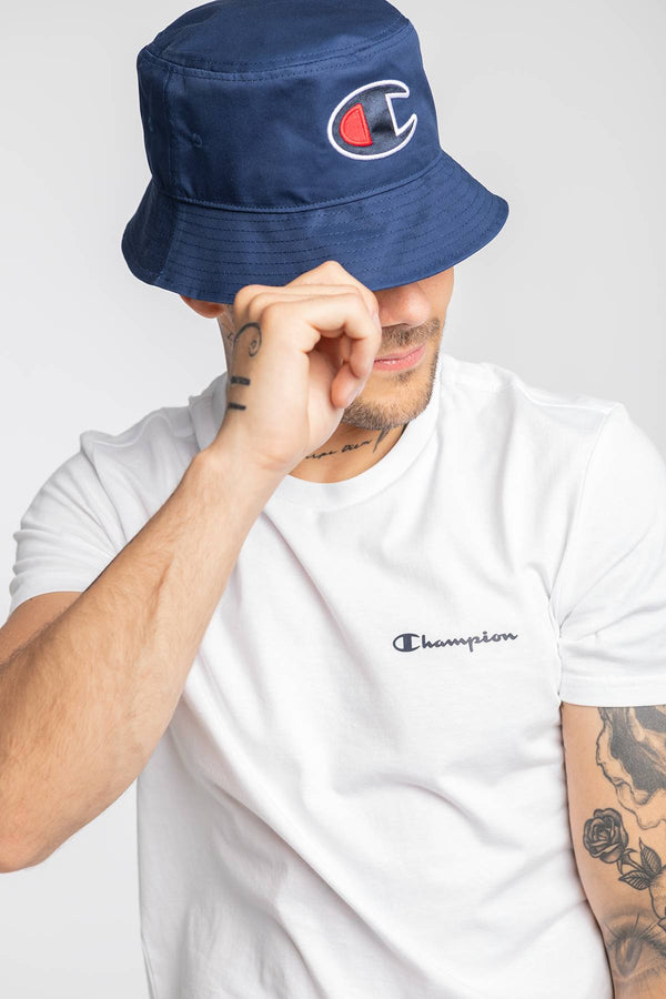 #00009  Champion BUCKET CAP 538 NAVY