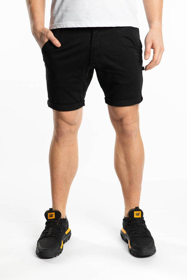 #00039  Alpha Industries Shorts KEROSENE SHORT 03 BLACK
