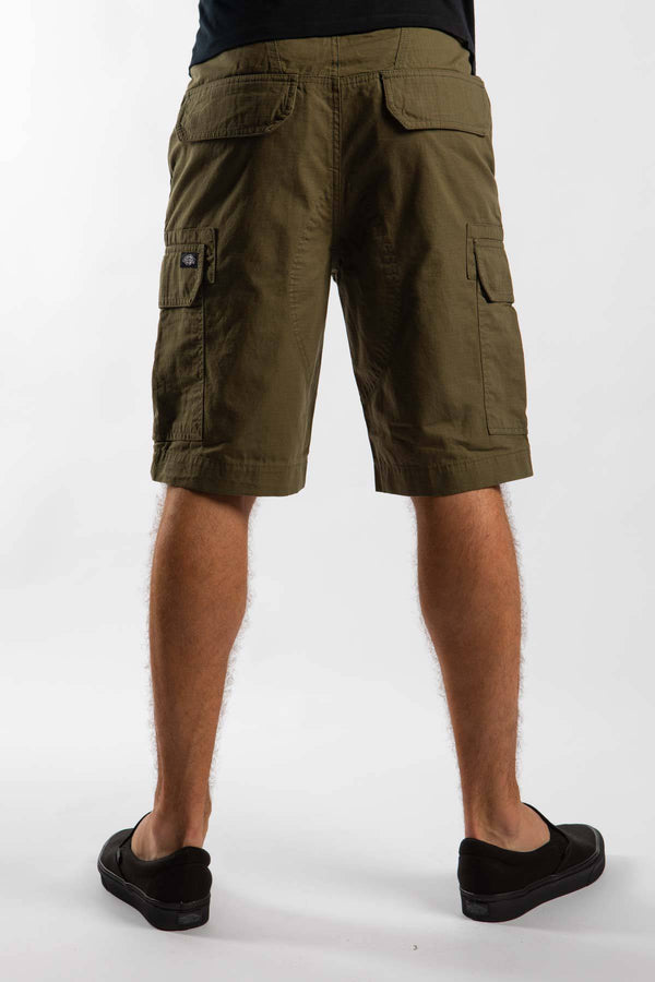 #00032  Dickies Shorts NEW YORK SHORT 065 DKO DARK OLIVE