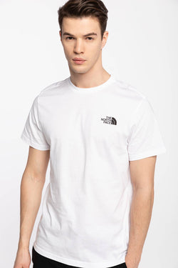 #00024  The North Face T-Shirt M Simple Dome Tee NF0A2TX5FN41