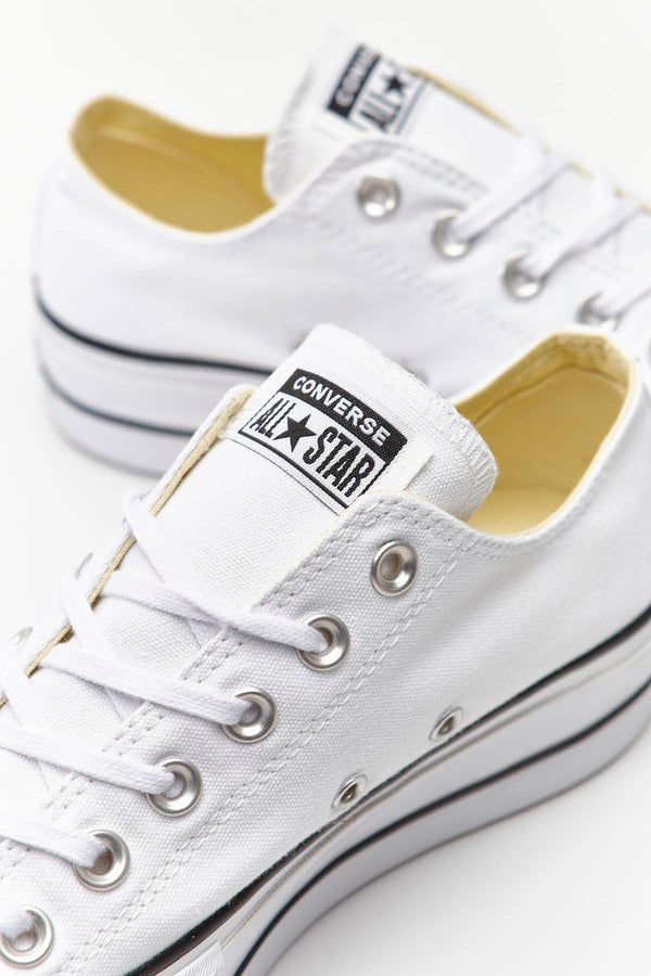 #00034  Converse Turnschuhe CHUCK TAYLOR ALL STAR LIFT 251 WHITE/BLACK/WHITE
