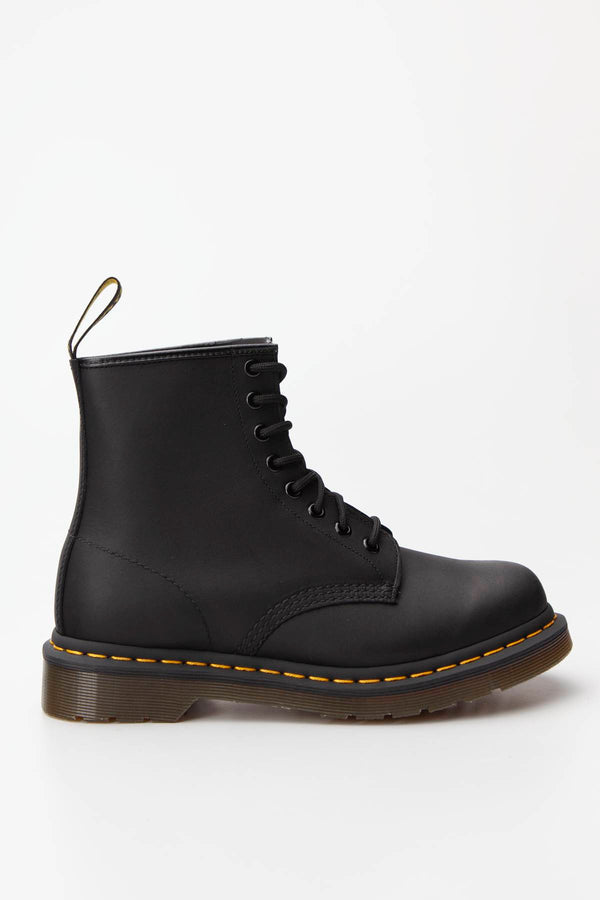 #00021  Dr.Martens High-Top Schuhe 1460 black harvey DM11822003