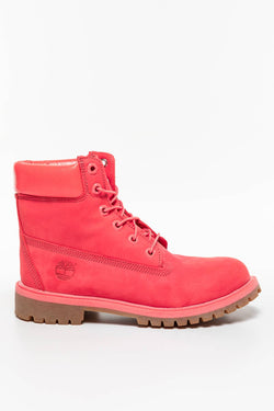 #00015  Timberland High-Top Schuhe 6 INCH PREMIUM WATERPROOF BOOT TOMATO