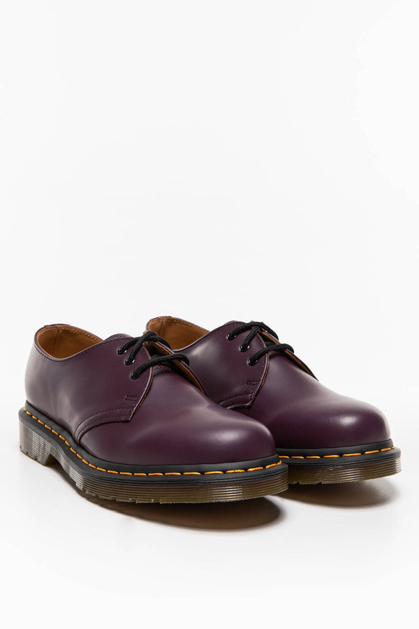 #00009  Dr.Martens Halbschuhe 1461 Smooth PURPLE