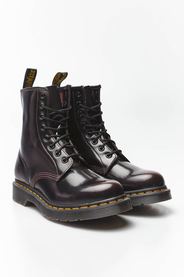 #00053  Dr.Martens High-Top Schuhe 1460 ARCADIA CHERRY RED