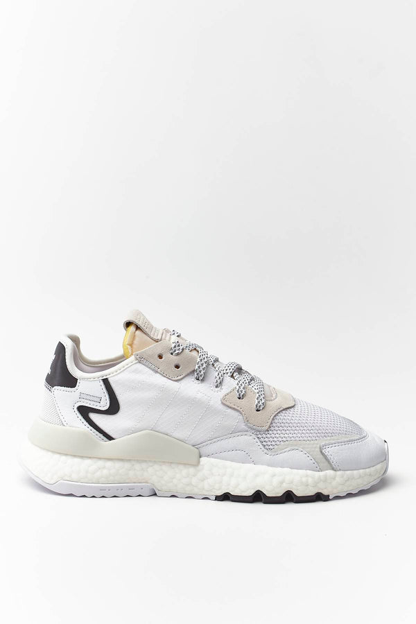 #00037  adidas Sneakers NITE JOGGER 255 CLOUD WHITE/CLOUD WHITE/CRYSTAL WHITE